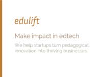 Edulift Consulting brand