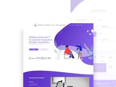 Start Up Wedou | Webdesign