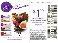 Melzy Coupon