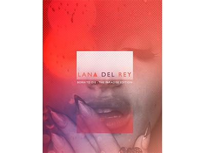 Lana Del Rey Album Art concept