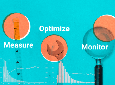 Measure/Optimize/Monitor