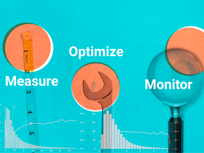 Measure/Optimize/Monitor