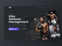 👊 First Round Managemen website redesign concept