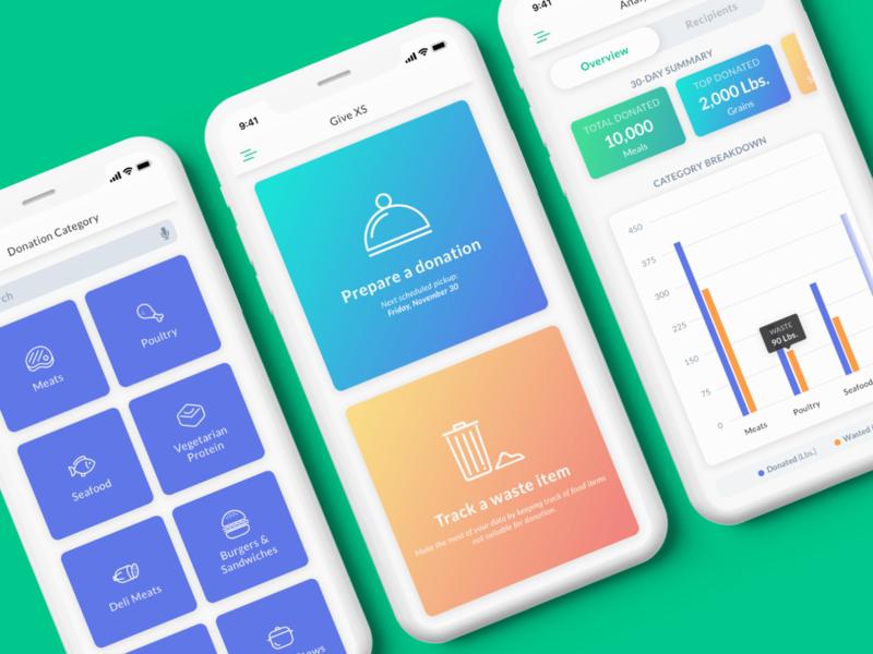 Copia Prep Mobile App ux ui product design mobile design app