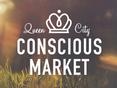 Queen City Conscious Market Logo