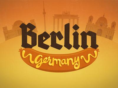 Berlin, Ich liebe dich
