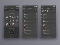 Instant Mission Talk App