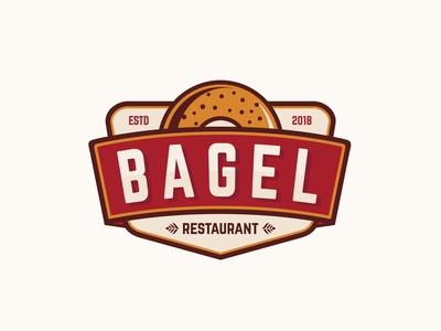 Bagel Logo Concept