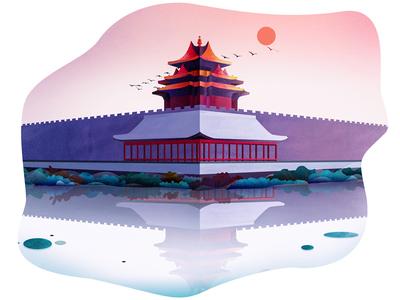 Forbidden City Octagon