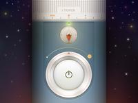 iTorch ios app concept