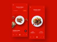 Restaurants Apps Design