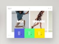 Okalo Shopping : The EShop Design