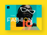 Fashion 2019 : A Fashion Show Website Design