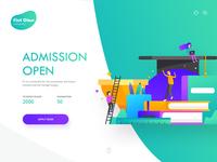 First Class University : Website Concept
