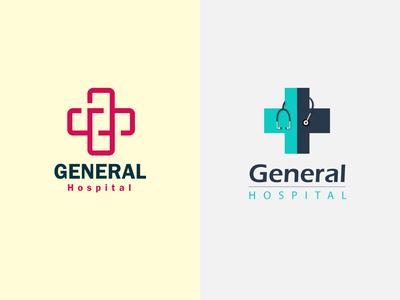 General Hospital Logos