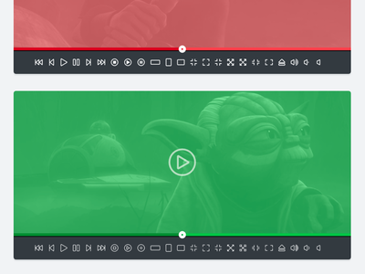 Font Awesome 5: Video Player Try Outs video player font awesome 5 codepen wars star awesome font icon icons