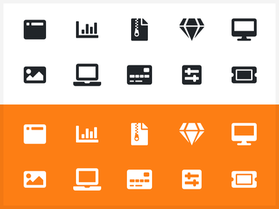 Misc Icons - Solid Style font awesome symbols miscellaneous solid icons awesome font