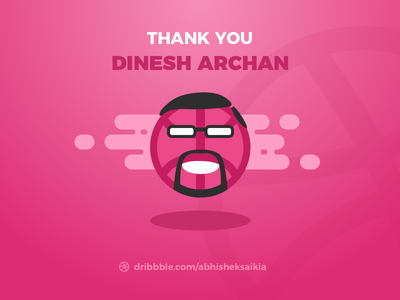 Hello Dribbble ! abhishek saikia thank you shot dribbble first shot dinesh archan hello dribbble first shot