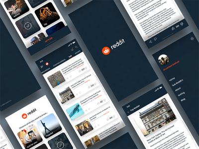 Raddit re-design