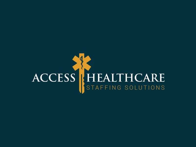Logo Healthcare Solutions yellow green logo design doctor medical healthcare