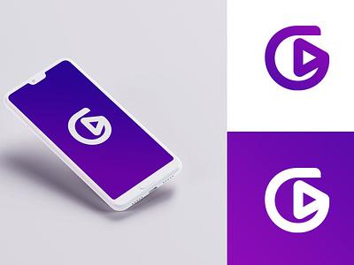 Gaming Website Logo icon design icon flat design gaming logo logo gaming