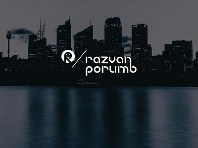 Logotype for Razvan Porumb branding logotype artist dj design logo