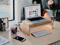 Free Mockup Macbook Air