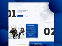 Landing Page - Website Design