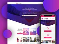 Cupid Jobs Website Redesign
