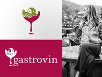 Gastrovin - wine and gastronomy logo