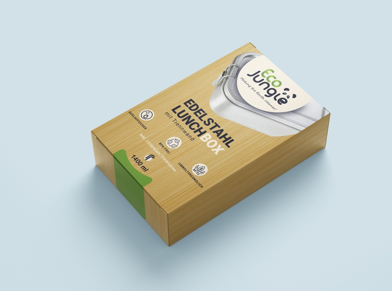 Food Box 3d design packaging box food