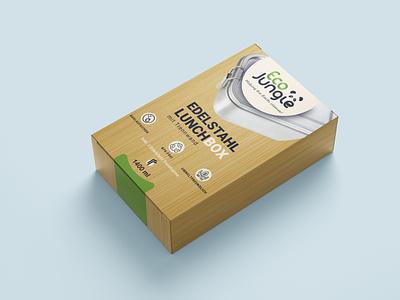 Food Box 3d design packaging box food