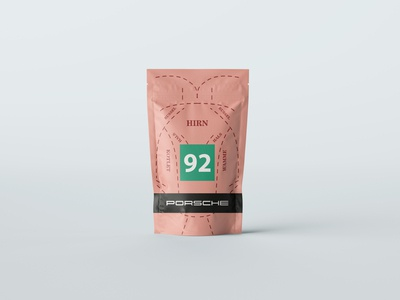 Packaging Design for Porsche