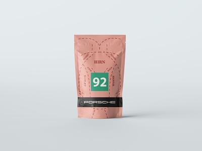 Packaging Design for Porsche auto cars packaging design packagedesign package