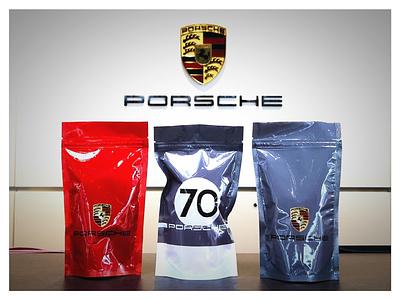 Packaging Design for Porsche candy vector porsche 911 packaging design