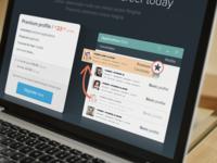 Premium Profile | Compare Plans