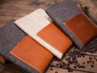 Feltman iPad Mini Case | Handcrafted in Madrid