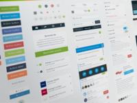 Mobile Interface Assets   UI kit
