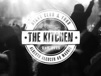 Black&White La Cocina Logo