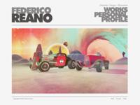 Fede Reano Website