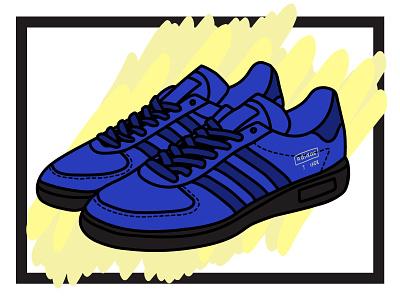 Adidas Originals BC Trainer 3stripes blue sneakers city series bc trainer originals adidas