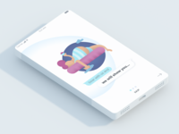 Super Stronger app design