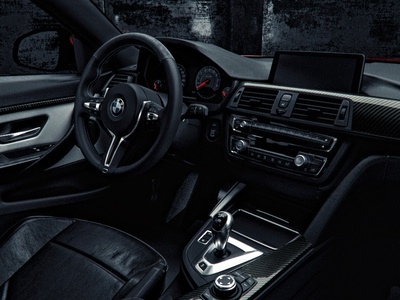 Nice BMW M4 // Interior