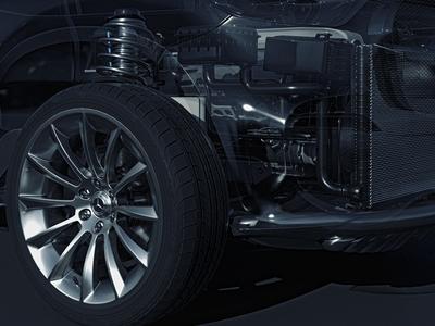 Mercedes Pick Up Concept