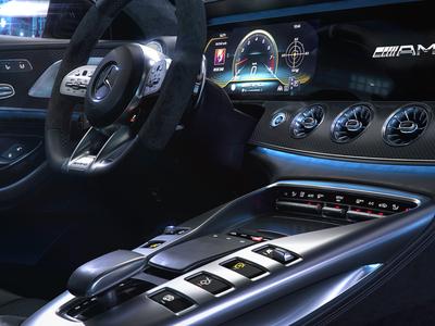 AMG GT 63S