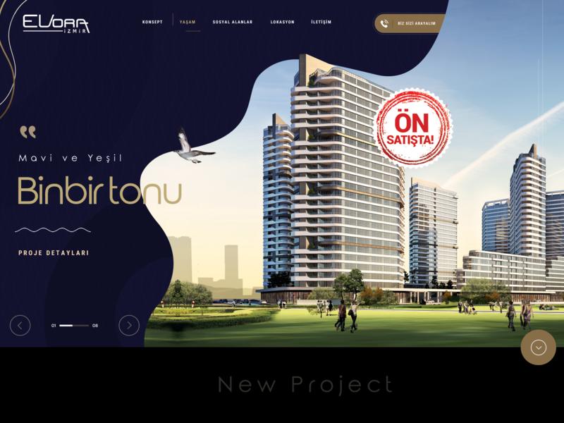 Real Estate UI&UX Design