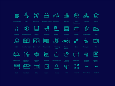 Paradise Icons by Miew