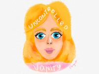 Uncontroller Vanity