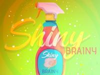 Shiny Brainy