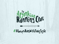 The Algonkian Running Club Logo (Delivery)